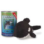 Canned Orca Whale
